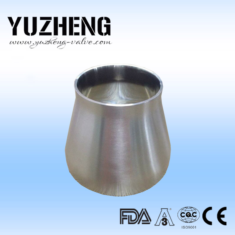 Sanitary Stainless Steel Concentric Reducer
