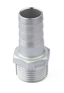 Stainless Steel Hose Nipple