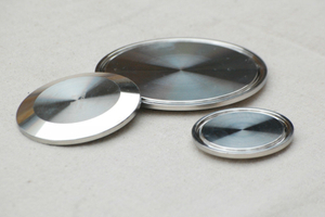 Sanitary Stainless Steel End Cap