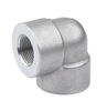 Stainless Steel 3000PSI High Pressure 90 Degree Elbow