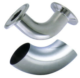 Sanitary Stainless Steel Clamp Elbow