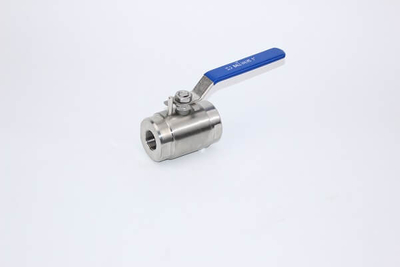 High Pressure Stainless Steel 1PC Thread Ball Valve