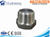 Casting Stainless Steel 3000LB High Pressure Thread Hexagon Plug